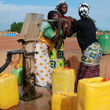 Water Pumps Charity Project