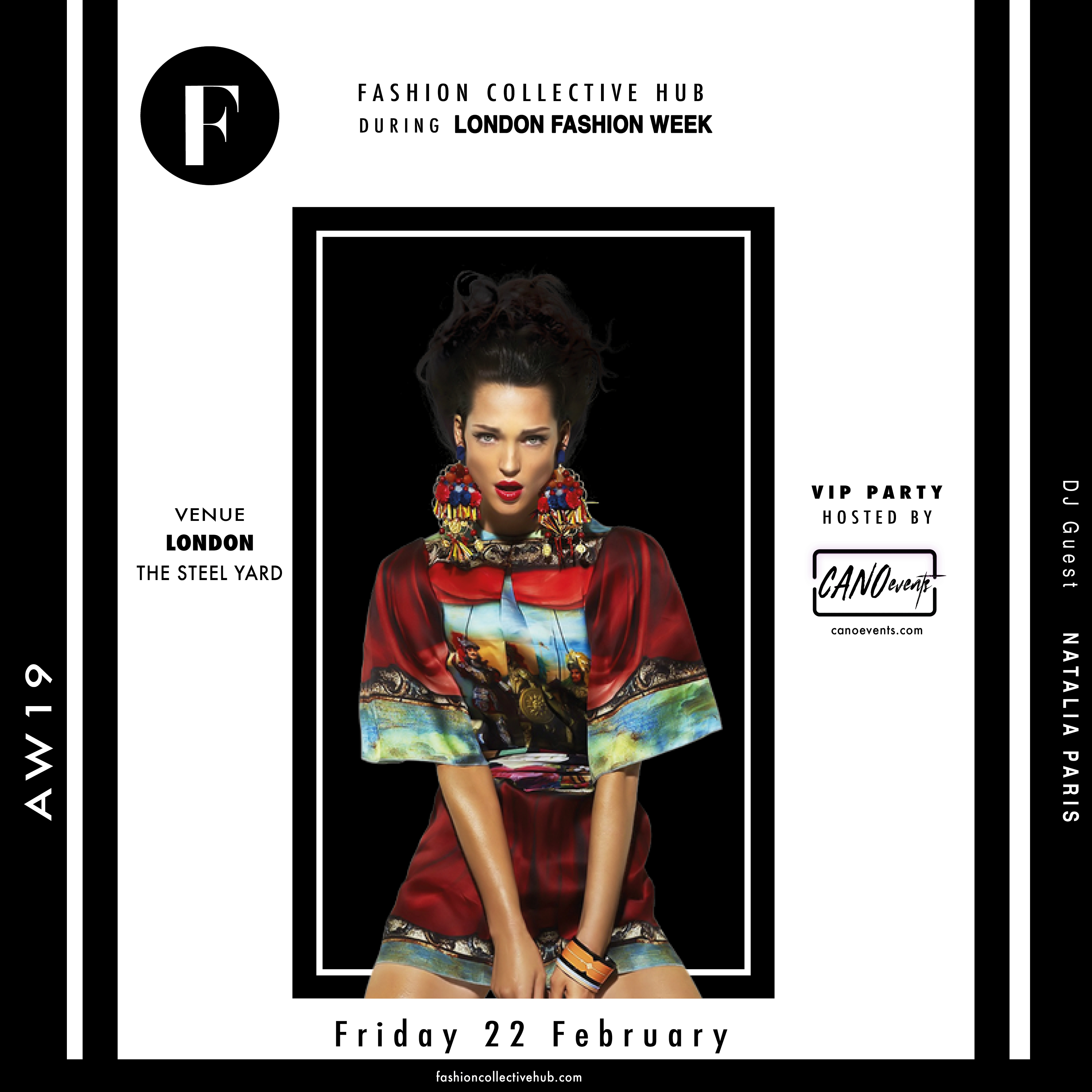 Beauty Fashion Group: ( EXCLUSIVE VIP PACKAGE FOR A GROUP OF 6 ) FCH AW19